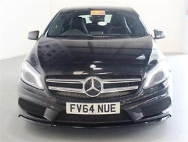 Mercedes Benz A A A220 2.1 CDI B/E AMG Sport Nav DCT