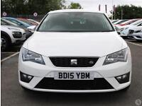 Seat Leon Coupe 2.0 TDi 150 FR 3dr Tech Pack