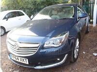 Vauxhall Insignia 2.0 CDTi 140 E/F Elite 5dr Nav