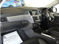 Mercedes Benz M M ML350 3.0 CDi B/T Sport 5dr Comma