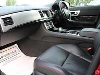 Jaguar XF Sportbrake 2.2d 200 R-Sport Black 5dr Au