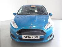 Ford Fiesta 1.6 TDCi Titanium X 5dr 17in Alloys