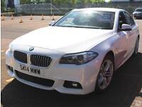Bmw 5 520d 2.0 M Sport 4dr Auto Pro Nav