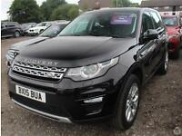 Land Rover Discovery Sport 2.2 SD4 HSE 5dr 4WD