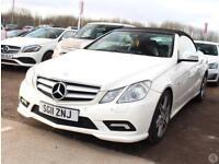 Mercedes Benz E E Cabriolet E220 2.1 CDI B/E Sport