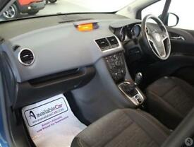 Vauxhall Meriva 1.6 CDTi 136 Tech Line 5dr