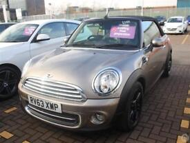 Mini Cooper Convertible 1.6 2dr Chili Pack