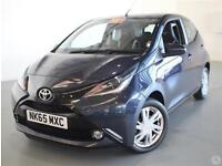 Toyota Aygo 1.0 VVT-i X-Pression Nav Leather 5dr