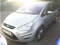 Ford S-Max 2.0 TDCi 163 Titanium 5dr Pan Roof