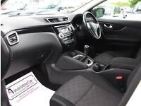 Nissan Qashqai 1.5 dCi 110 Acenta 2WD SmartVision
