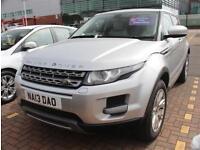Land Rover Range Rover Evoque 2.2 SD4 Pure 5dr 2WD