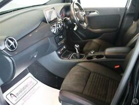 Mercedes Benz B B B200d 2.1 AMG Line 5dr