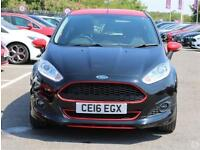 Ford Fiesta 1.0 E/B 140 Zetec S Black Edition 3dr