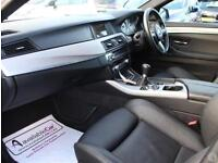 Bmw 5 Touring 520d 2.0 M Sport 5dr 19in Alloys
