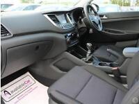 Hyundai Tucson 1.6 GDi Blue Drive SE Nav 5dr 2WD