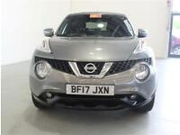 Nissan Juke 1.6 N-Connecta 5dr Xtronic 2WD