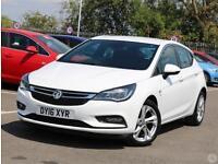 Vauxhall Astra 1.6 CDTi 110 E/F SRi 5dr