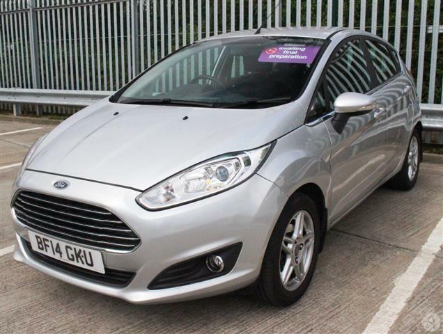 Ford Fiesta 1.25 Zetec 5dr