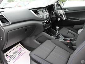 Hyundai Tucson 1.7 CRDi S 5dr 2WD