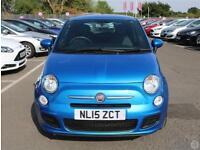 Fiat 500 1.2 S 3dr 16in Alloys
