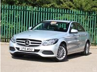 Mercedes Benz C C C220 2.1 B/T SE Executive 4dr Auto