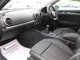 Audi A3 1.6 TDi 110 S Line 3dr