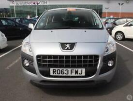 Peugeot 3008 1.6 HDi 115 Active 5dr