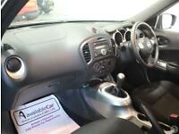 Nissan Juke 1.6 Visia 5dr 2WD