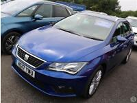 Seat Leon Estate 1.6 TDi 115 SE Dynamic Technology