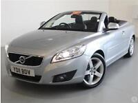 Volvo C70 D3 150 SE Lux 2dr Geartronic