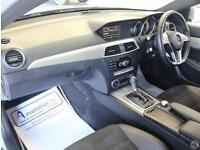 Mercedes Benz C C Coupe C250 2.1 CDI AMG Sport Editi
