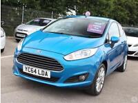 Ford Fiesta 1.25 Zetec 3dr 16inAlloys