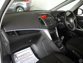 Vauxhall Zafira Tourer 2.0 CDTi 130 Exclusiv 5dr