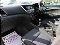 Hyundai Tucson 1.7 CRDi Blue Drive SE 5dr 2WD