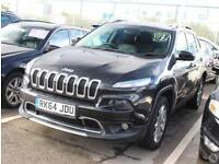 Jeep Cherokee 2.0 CRD 170 Limited 5dr Auto 4WD Pan