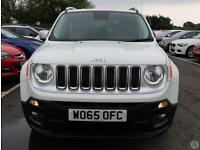 Jeep Renegade Limited 1.6 Multijet Limited 2WD 5dr
