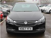 Vauxhall Astra 1.0T 105 Tech Line 5dr 17in Alloys