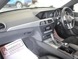 Mercedes Benz C C Coupe C220 2.1 CDI AMG Sport Editi