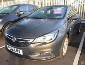 Vauxhall Astra 1.0T E/F SRi 5dr