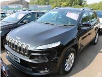 Jeep Cherokee 2.0 CRD 140 Longitude Plus 5dr 4WD