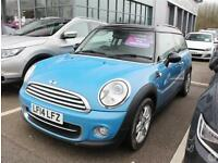 Mini Clubman Cooper 1.6D 5dr Chili Pack Nav Lther