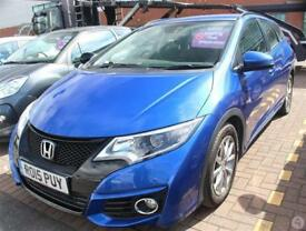 Honda Civic Tourer 1.6 i-DTEC SE Plus 5dr