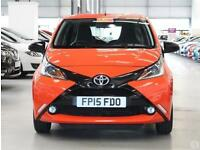 Toyota Aygo 1.0 VVT-i X-Cite 5dr Leather