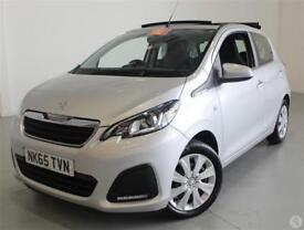 Peugeot 108 Top 1.0 Active 5dr