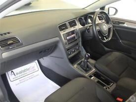 Volkswagen Golf 1.6 TDI 110 BMT Match 5dr