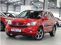 Honda Cr-v 2.0 i-VTEC EX 5dr 4WD Auto 19in Alloys