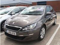 Peugeot 308 1.6 BlueHDi 120 Active 5dr 18in Alloys