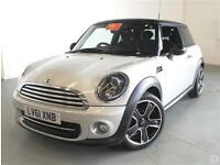 Mini Cooper 1.6 Soho 3dr Chili Pack