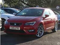 Seat Leon Coupe 2.0 TDI 184 FR 3dr Tech Pack 18in