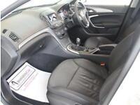 Vauxhall Insignia 2.0 CDTi 140 E/F Design 5dr Leat